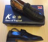 Hochwertiger K-Shoes Herren-Business-Halbschuh - neuwertig - - Bremen
