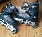 gut erhaltene Inline-Skates K2 - Bremen Findorff