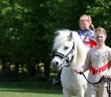 Kindergeburtstag auf dem Ponyhof Borstel - Borstel