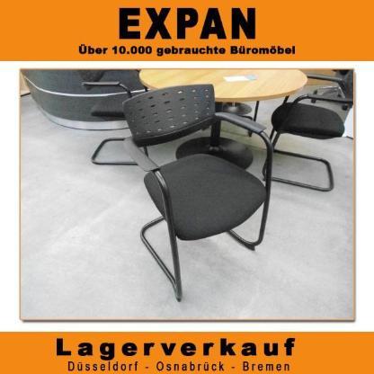 Freischwinger Rovo FUN, Konferenzstuhl, Besprechungsstuhl, Büromöbel - Bremen