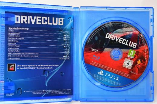 Driveclub -- PS 4-- - Emstek