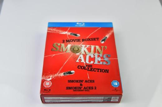 Smokin' Aces 1 + 2 (Blu-ray) 2 Movie Boxset - Emstek