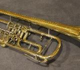 Deutsche B & S / VMI Konzert - Trompete inkl. Koffer - Bremen Mitte