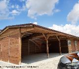 Außenboxen für Pferde, Pferdeställe, Pferdeboxen, Weideunterstand, Pferdeunterstand, Weidehütte, Offenstall, Unterstand - Oldenburg (Oldenburg)