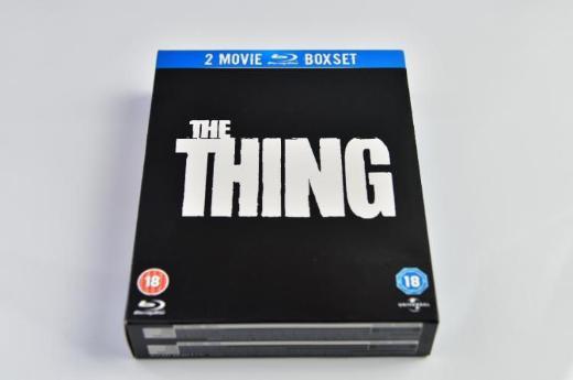 The Thing  --{1+2}--(Blu Ray) - Emstek