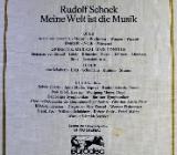 """Rudolf Schock """"Meine Welt ist die Musik"""" Kassette mit 3 LPs, Stereo - Achim"""