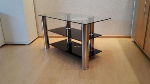 TV-Tisch, 3 Glasablagen - Bremen