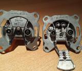 2 x Stück Kathrein ESD 44 Antennen-Steckdose+2 x ERA 12 Abschlußwiderstand - Verden (Aller)