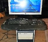Pentium Dual Core E5200 2.50 GHz, 4 GB RAM, 320 GB, 19 Zoll LCD - Verden (Aller)
