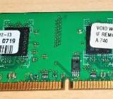 SAMSUNG 1 GB 2Rx8 PC2-5300U-555-12-E3 M378T2953EZ3-CE6 DDR2 - Verden (Aller)