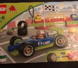 Lego Duplo 6143 Rennfahrzeug in OVP - Weyhe