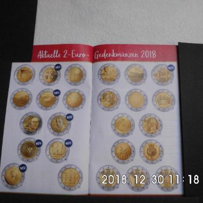 2 Euro Sondermünzen Stempelglanz Nr. 120
