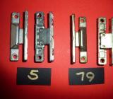 MACO-Mittelbänder in gelb chrom.+silber,neu - Ritterhude
