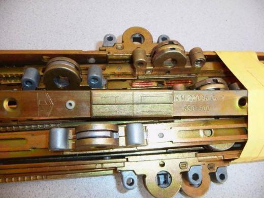 MACO-Getriebe,variabel,Gr.4-Gr.1,gelb chrom.(neu) - Ritterhude
