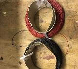 Kabellitze rot/Schwarz 0,14 mm² - Bremervörde