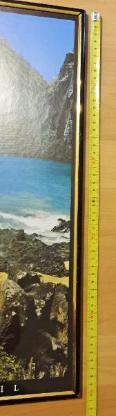Vernando Brazil Bild 40 x 50 cm mit schönen Rahmen - Verden (Aller)