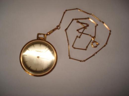Taschenuhr (Gold) - Dörverden