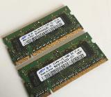 Samsung M470T2864QZ3-CE6, 1 GB DDR2-SDRAM, Laptop-Speicher - Bremen