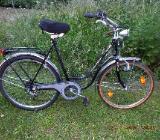 Ich verkaufe ein gut erhaltenes Damen Fahrrad 26 Zoll. - Bremen