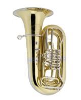 Cerveny Arion Tuba in B, Mod. CBB 683-4R mit Neusilberkranz und Koffer, Neuware