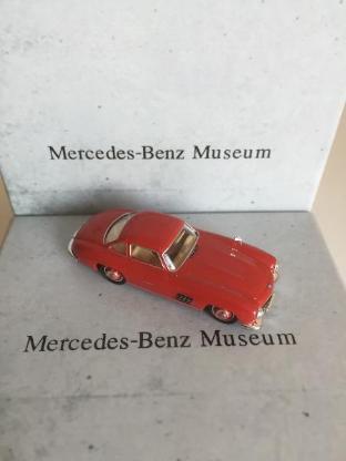 Mercedes-Benz 300SL Modellauto 1:87 - NEU - - Bremen