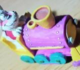"""Diddl Sammelfigur Nr. 62 """" Eisenbahn """" 2,5 cm hoch - Verden (Aller)"""