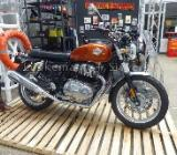 Royal enfield Interceptor 650 - Bremen