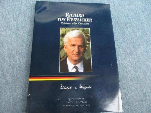 Richard von Weizsäcker - Bremen