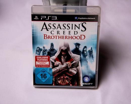 Assassin's Creed Brotherhood Ps3 - Emstek