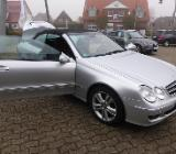 Mercedes-Benz CLK 200 K Avantgarde Cabrio AHK/Navi/SH/PDC/Alu 17'' - Delmenhorst