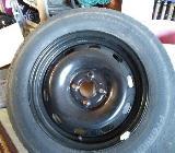 Reifen auf Stahlfelge - Diepholz