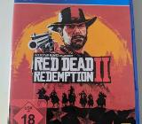 Red Dead Redemption 2 PS4 inklusive Karte - Syke