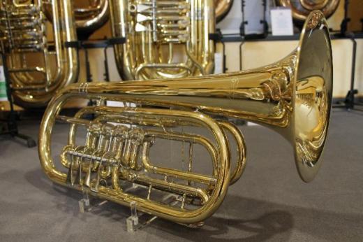 Cerveny Basstrompete in Bb, 4 Ventile, Mod. CTR 592-4, Neu - Bremen Mitte