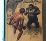 Edgar Rice Burroughs Tarzan bei den Affen Dieck Verlag 1924 65. Auflage Rarität - Bremen