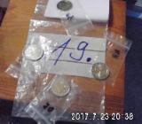 4 Stück 2 Euro Münzen Stempelglanz 19 - Bremen