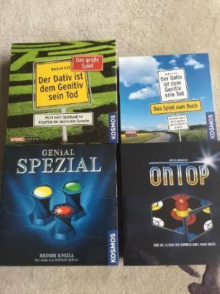 Gesellschaftsspiele - Bremen