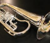 Deutsches B & S Konzert - Flügelhorn, echt versilbert, Neuware - Bremen Mitte