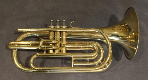 Original Weril Basstrompete in B