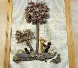 Struckturbild Baum 25 cm x 35 cm - Verden (Aller)