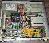 Intel Pentium 4 CPU 2.61 GHz,2 GB RAM,400 GB Festplatte 19 Zoll - Verden (Aller)