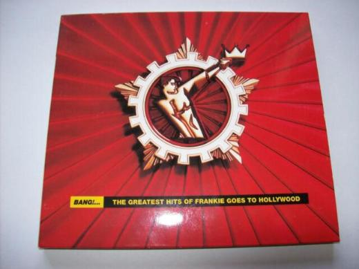 CD Frankie Goes To Hollywood Bang! Greatest Hits Ltd. Edition Digipack - Gnarrenburg