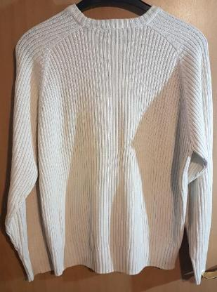 Strick Pullover Gr. M 48/50, 4 Wards Ring Denim in Beige - Verden (Aller)