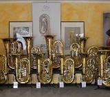 Cervený Arion - Tuba in B, Mod. CBB 783 - 4 RX. Neuware mit Koffer - Bremen Mitte