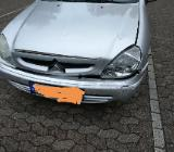 Privatverkauf // Kurzstrecken Wagen // Unfall Wagen - Bremen