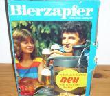Bierzapfer (datograf), Originalkarton, für 5-Liter Partydosen - Bremen