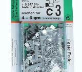 "STABA Profilbrettkrallen C3 Stärke Nutwange:4 mm,100 Stück"" NEU "" - Verden (Aller)"