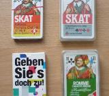 Diverse Kartenspiele - Bremen