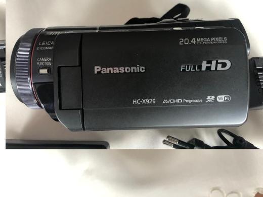Panasonic Camcorder HC – X 929 - Ritterhude