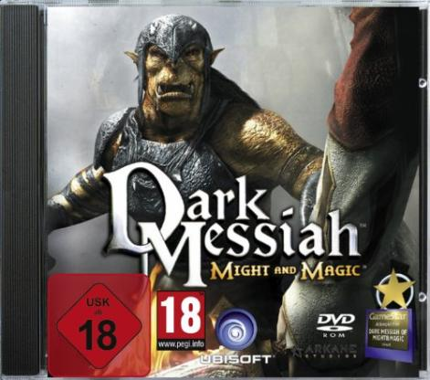 Dark Messiah Might and Magic - Computersüiel