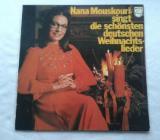 LP Nana Mouskouri - Singt Die Schönsten Deutschen Weihnachtslieder - Wilhelmshaven